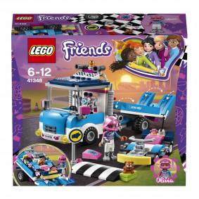 Կոնստրուկտոր 41348 FRIENDS Բեռնատար LEGO