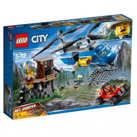 Կոնստրուկտոր 60173 City մրցավազք լեռներում  LEGO