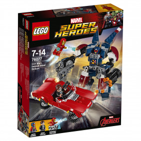 Կոնստրուկտոր 76077 Super Heroes LEGO