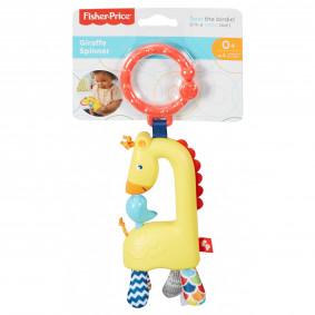 Խաղալիք FFB65 Giraffe Spinner FP