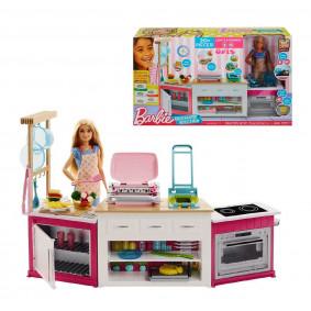 Հավաքածու Barbie Պատրաստում ենք միասին FRH73