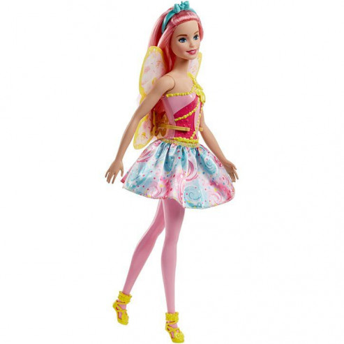 Տիկնիկ Barbie FJC88 Dreamtopia Sweetville Fairy Do