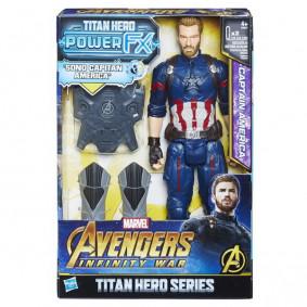 Կերպարներ E0607 Avengers Movie, Կապիտան Ամերիկա Պա