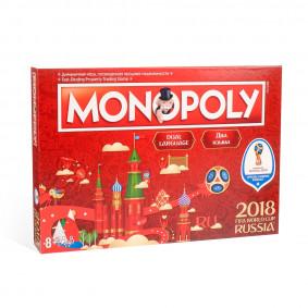 Սեղանի խաղ Т12023 Մոնոպոլիա 40х25,5х5սմ FIFA-201