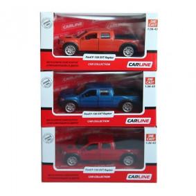 Մեքենա 1:52 Ford GT9333 մետաղական ТМ Carline