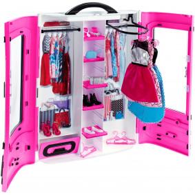 Տիկնիկ DMT57 Fashionistas Ultimate Closet Barbie