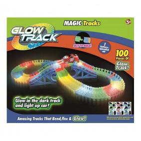 ՈՒղի XY773, 100 դետալ, 3 գույն, մեքենայի հետ լույս
