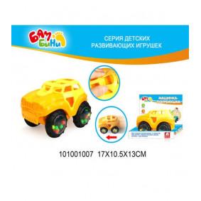 Մեքենա 101001027 Բամբինի, չխկչխկան