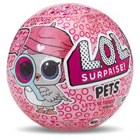 Տիկնիկ L.O.L Pets series 4