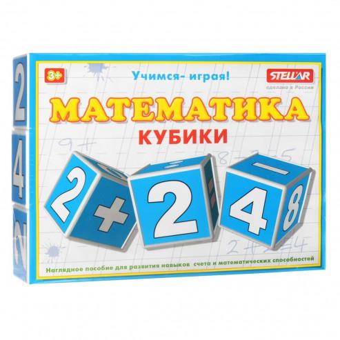 Խորանարդներ 00706 Մաթեմատիկա STELLAR