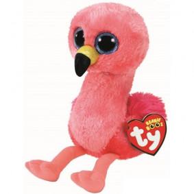 Փափուկ խաղալիք 36848 GILDA - վարդագույն Ֆլամինգո