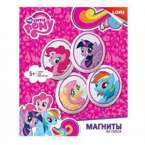 Հավաքածու Мп-002 Գիպսից մագնիսներ Hasbro My Little