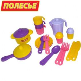 Խաղ. հավաքածու մանկական սպասք 3919