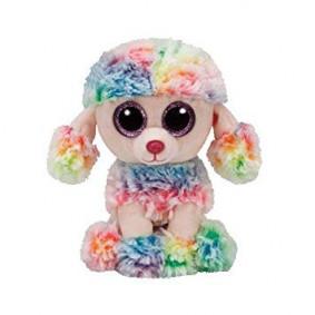 Փափուկ խաղալիք 37223 TY RAINBOW - Բազմագույն պուդե