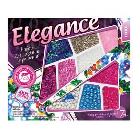 Հավաքածու Ком-009 զարդեղենի ստեղծման համար Eleganc