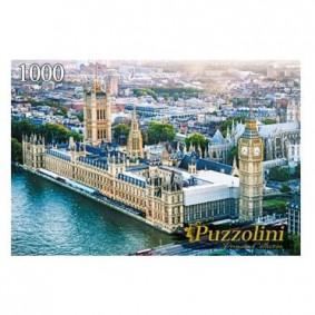 Փազլներ 1000 կտոր: GIPZ1000-7712 ՎեստՄինիստրյան պա