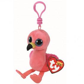 Փափուկ խաղալիք 35210 TY GILDA - վարդագույն ֆլամինգ