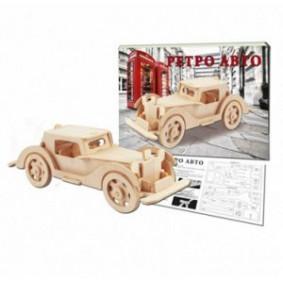 Հավաքվող մոդելներ. Անտիկ մեքենա МД-9332