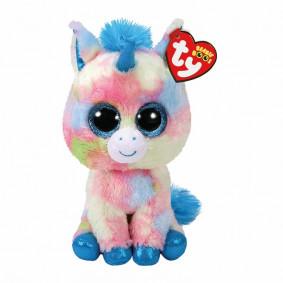 Փափուկ խաղալիք 36877  Կապույտ Միաեղջյուր TY