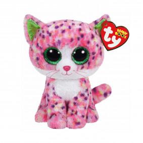 Փափուկ խաղալիք 36189 TY SOPHIE - Վարդագույն կատու