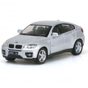 Մեքենա 1:38 BMW X6 KT5336W իներցիոն, մետաղ, ТМ KIN