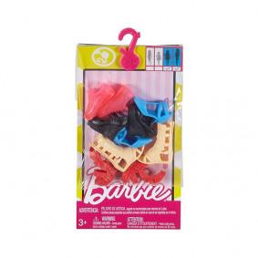 Հավաքածու FCR91 կոշիկ Բարբիի համար Barbie
