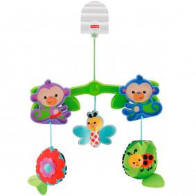 Օրորոցին ամրացվող խաղալիք BHW59  Կապիկ Fisher