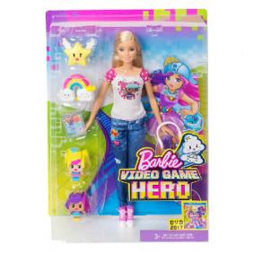 Տիկնիկ DTV96 Գեյմեր Barbie
