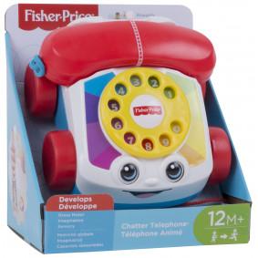 Հեռախոս FGW66 Խոսացողը անիվների վրա Fisher-Price