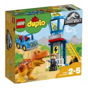 Կոնստրուկտոր 10880 LEGO DUPLO Տի-Ռեքսի աշտարակ