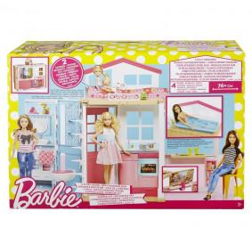 Տուն DVV47 Երազանքի տուն Barbie