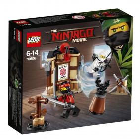 Կոնստրուկտոր 70606 Ninjago Վարպետության դաս LEGO