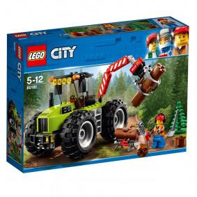Կոնստրուկտոր 60181 City Տրակտոր անտառային LEGO