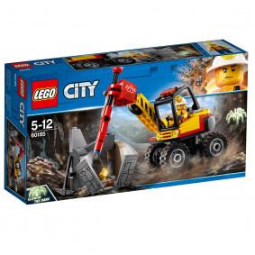 Կոնստրուկտոր 60185 Տրակտոր LEGO