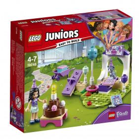 Կոնստրուկտոր 10748 Juniors Էմմիի երեկույթը LEGO
