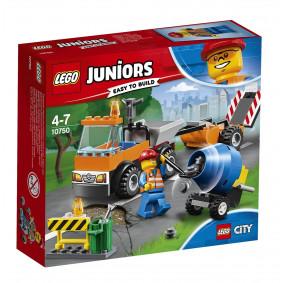 Կոնստրուկտոր 10750 Բեռնատար մեքենա LEGO