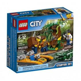 Կոնստրուկտոր 60157 City Jungle Explorer Հավաքածու