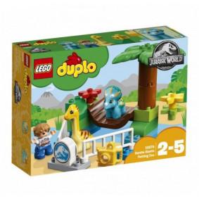 Կոնստրուկտոր 10879 Դինոզավրերի այգին LEGO