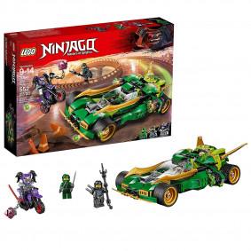Կոնստրուկտոր 70641 Ninjago Գիշերային մեքենա LEGO