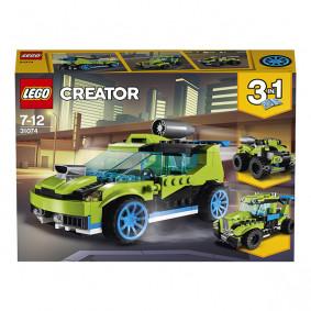 Կոնստրուկտոր 31074 Սուպերարագ ռալլի մեքենա LEGO