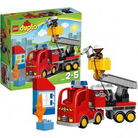 Կոնստրուկտոր 10592 Հրշեջ բեռնատար LEGO