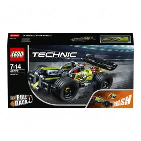 Կոնստրուկտոր 42072 Technic Зеленый LEGO