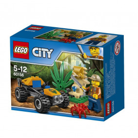 Կոնստրուկտոր 60156 City Jungle Explorer LEGO