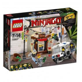 Կոնստրուկտոր 70607 Ninjago Կողոպուտ LEGO
