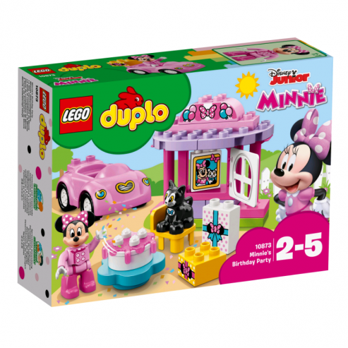 Կոնստրուկտոր 10873 Միննիի ծնունդը DUPLO LEGO