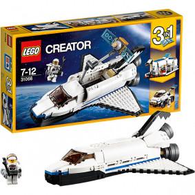 Կոնստրուկտոր 31066 LEGO Creator Տիեզերագնացության
