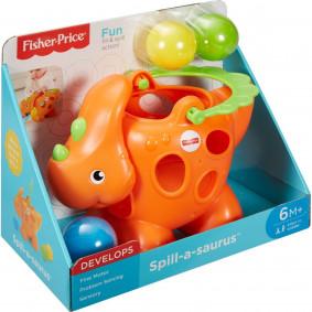 Դինոզավր DRF93 Խաղում ենք գնդակներով Fisher-Pric