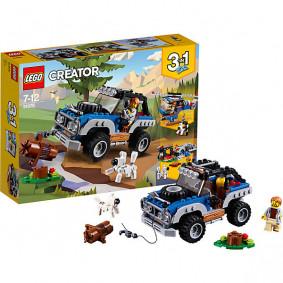 Կոնստրուկտոր 31075 Արկածներ LEGO
