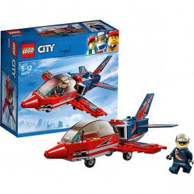 Կոնստրուկտոր 60177 City Ինքնաթիռ ռեակտիվ LEGO