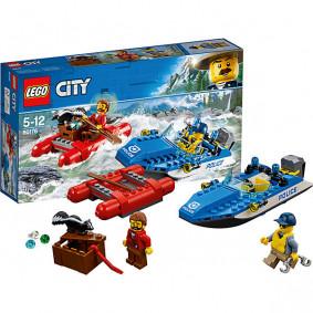 Կոնստրուկտոր 60176 Հետաբնդում գետում LEGO